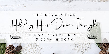 Rev Holiday House tickets