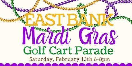 East Bank Golf Cart Parade 2021 tickets