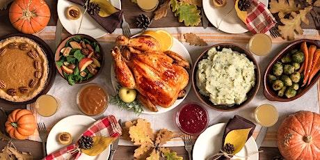 Thanksgiving Dinner To-Go Option at MATCH Market & Bar tickets