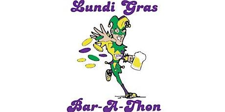 Lundi Gras Bar-a-Thon 2021 tickets