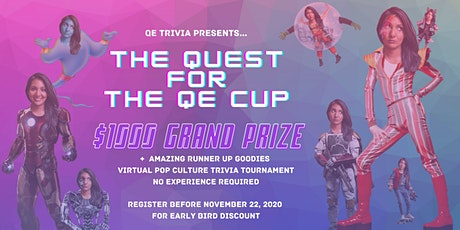 QE Trivia Winter Tournament with $1000 Grand Prize! tickets