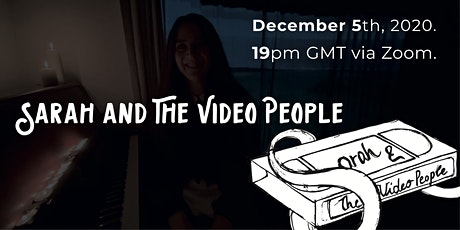 Sarah and The Video People - 2020 Studio Session tickets