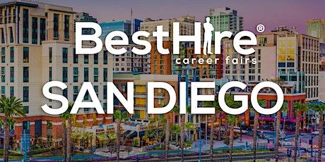 San Diego Virtual Job Fair February 4, 2021 boletos