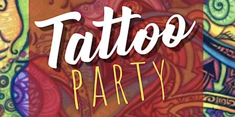 RVA Tattoo Party tickets