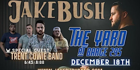 Jake Bush with Trent Cowie Band at BARge295 tickets
