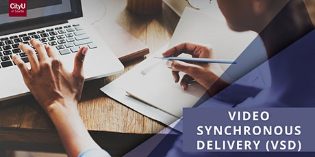 Video Synchronous Delivery (VSD) Insights, Practices Roundtable Discussion tickets