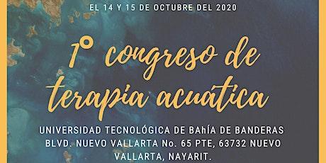 1° Congreso de fisioterapia acuática tickets
