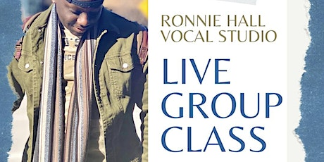 The Singers Circle- Group Voice Class tickets