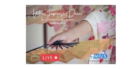 Japanese Culture Experience: Japanese Dance tickets