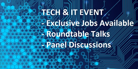 Careers in Tech Event tickets