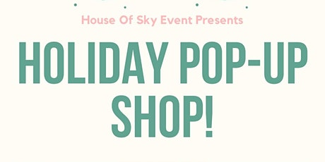 Holiday Popup tickets
