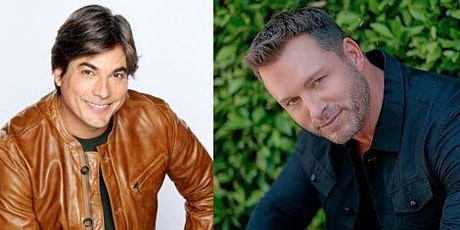 SOLD OUT Days Of Our Lives   Zoom  Fan Event  Bryan Dattilo & Eric Martsolf tickets