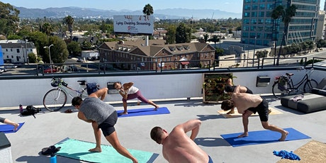 Saturday Rooftop Fitness with Meraki Fitness tickets