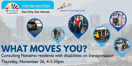 What Moves You? Disability and transportation in Nanaimo tickets