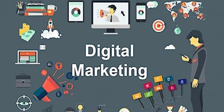35 Hrs Advanced Digital Marketing Training Course Blacksburg tickets