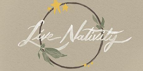 SBC Live Nativity Experience | December 19, 2020 tickets