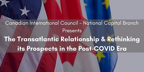 The Transatlantic Relationship and its Prospects in the Post-COVID Era tickets
