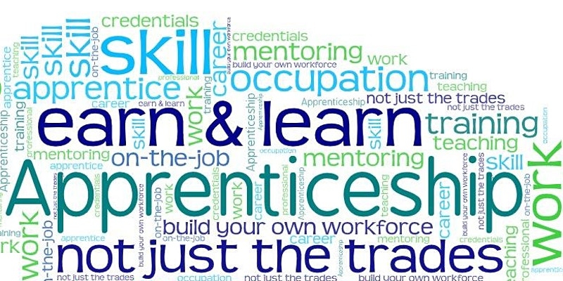 Apprenticeship for any Business @ Virtual online Meeting