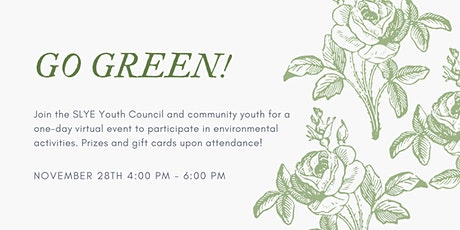 Go Green tickets