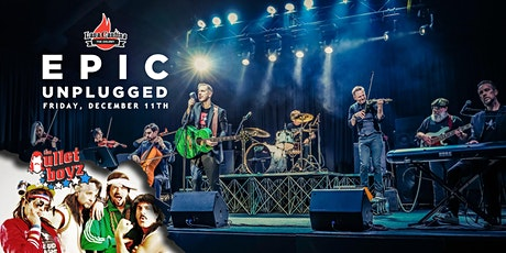 Epic Unplugged with The Mullet Boyz [4-Ticket Minimum for a Table] tickets