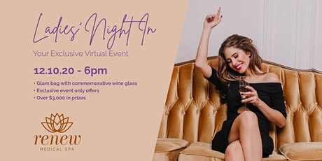 Ladies' Night In Web Event tickets