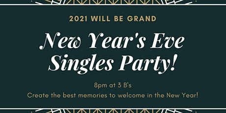 Exclusive  Singles New Year's Eve Party tickets