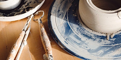Saturday 6 Week Pottery Workshop tickets