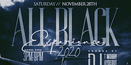 All Black Experience 2020 tickets