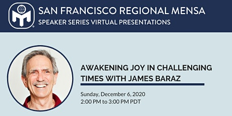 Awakening Joy in Challenging Times tickets