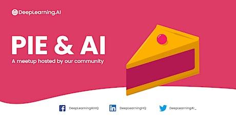 Pie & AI: London - How to Break into AI tickets