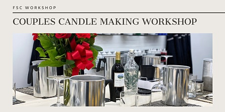 Couples Candle Making Workshop tickets