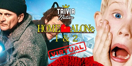 Home Alone 1&2 Virtual Trivia! - Gift Cards and Other Prizes! tickets