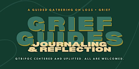 Grief Guides: Write Your Eulogy, Not Your Resume tickets