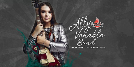 Ally Venable with Dime Store Hoods [4-Ticket Minimum for a Table] tickets