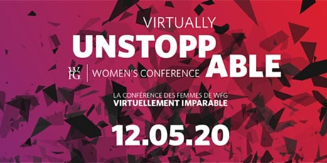 Virtually Unstoppable Women's Conference - Women Entrepreneurs & their Ally tickets