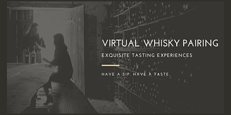 Virtual Whisky Pairing with Sommelier