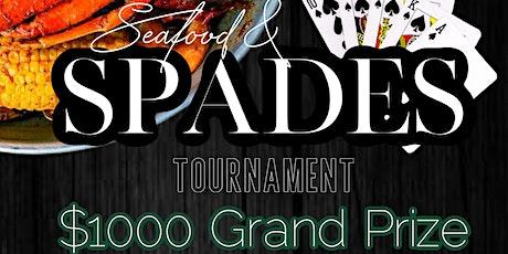 Seafood & Spades Tournament tickets