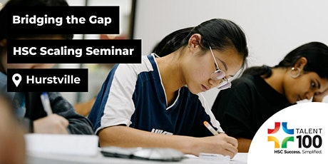 Year 9 'Bridging the Gap & How Scaling Works'- Hurstville tickets