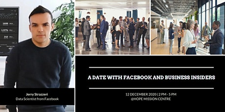 A Date with Facebook & Business Insiders tickets