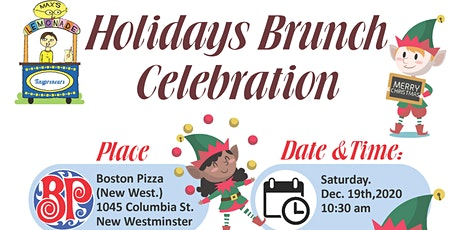 Holidays Bruch Celebration tickets