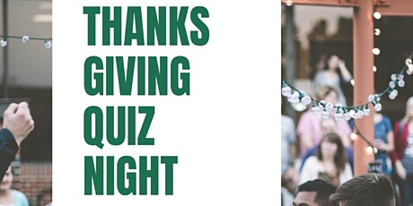 Thanksgiving Quiz Night tickets