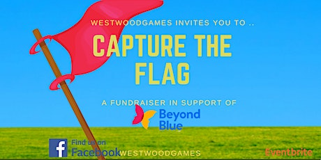 Capture the Flag in Support of Beyond Blue tickets