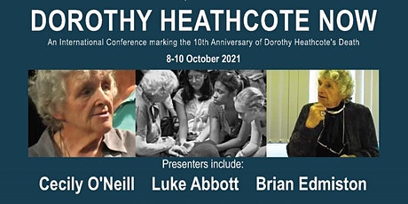 Dorothy Heathcote Now: International Conference tickets