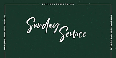 Sunday Service | November 29th at 4pm | Life Church in Pickering tickets