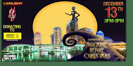 PushaPreme's Nightmare Before Christmas tickets