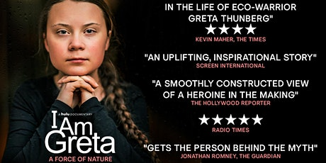 I Am Greta - Docos for Difference tickets