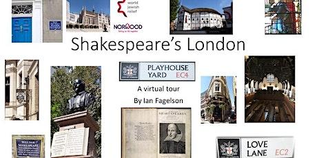 Shakespeare's London entradas