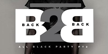 Back 2 Black tickets