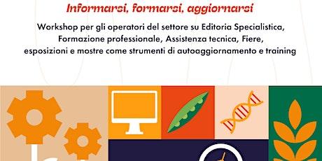 EIT Food Seminar. Informarsi, formarsi, aggiornarsi