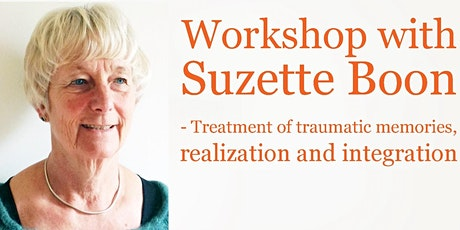Treatment of Dissociative Disorders  by  Suzette Boon, PhD tickets